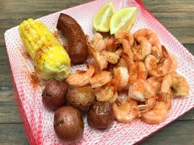 Shrimp Lovers Boil from  Euclid Fish Company