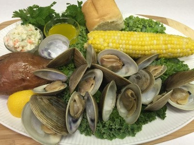 Chef Comella's Original Clambake with No Chicken